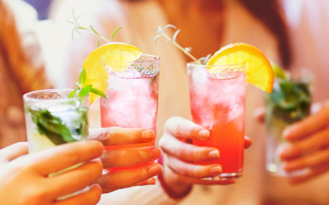 """The Instagrammability of Pink Drinks"" How alcohol is marketed to women in Australia"