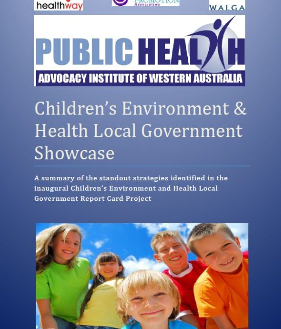 2011 Local Government Policy Awards