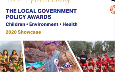2020 Local Government Policy Awards